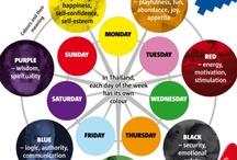 colour infographics