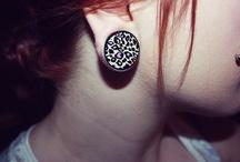 Piercings / Holes in the body / by Sadie Harmon