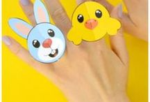 Easter Ideas for Kids / Fun activities and craft for kids to celebrate Easter.