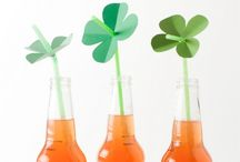 St. Patrick's Day Ideas for Kids / Activities and crafts for kids to celebrate St. Patrick's Day. / by B-Inspired Mama