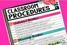 Classroom Management / Classroom management, classroom procedures, behavior management, classroom organization