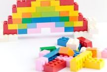 Rainbow Fun for Kids / Everything RAINBOW! Colorful crafts, activities, decor, and more for kids!