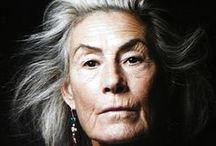 Ageless Beauty,Grace, & Style / Women embracing being older, and rockin'  the world! / by Crone