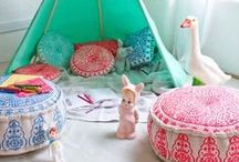 Spaces and products for children / Beautiful and inspiring spaces, places and products for our children