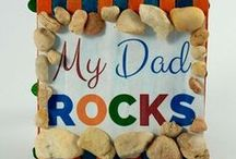 Father's Day Ideas for Kids / Creative activities and crafts for kids to celebrate Father's Day.