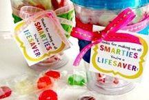 Teacher Gifts / DIY gifts for teacher appreciation!