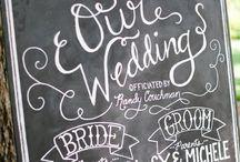 Wedding / by Rachel Stubbe