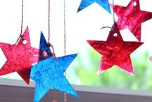 Patriotic Kids Crafts and Activities / Creative patriotic kids' crafts and activities in celebration of the Fourth of July & Memorial Day. / by B-Inspired Mama