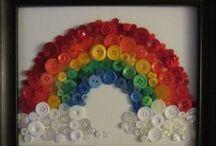 The Colours!!!! / Rainbowy goodness  / by Karhma Dent
