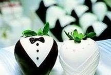 Small sweet wedding favors