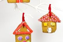 A Creative Kids Christmas / Creative crafts and activities for kids to celebrate the Christmas holiday!