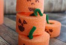 Halloween Kids Crafts & Activities / Fun kids craft and activities for Halloween!