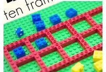 Making Math Fun for Kids / Simple creative activities to make math learning fun for kids.