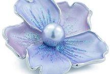 Jewellery flowers
