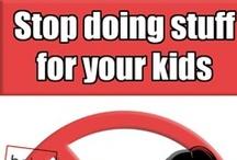 Parenting / Parenting advice  / by Sadie Harmon