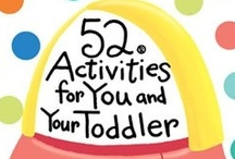 Kid Activity & Crafts / Activities and crafts for different age groups / by Sadie Harmon