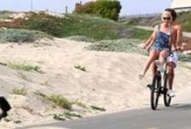 About Beachbikes / Learn about proper sizing, how to adjust, repair and install parts on your beach cruiser.  Beachbikes.net is here to help as our Mechanic Beach Bikers demonstrate and inform about various aspects of Beach Bike repair, maintenance and sizing.