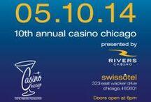 Casino Chicago - Fundraiser for Cystic Fibrosis