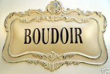 Boudoir Beauty / by Jennelise