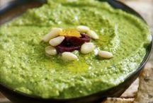 Dips, Spreads & Pesto / by Crone