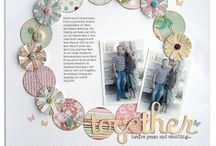 Scrapbook Layouts & Ideas / by Kelley Upchurch