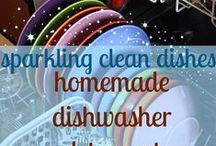 DIY-- Dishwasher  / by Barb