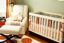 Kid Rooms / Room designs for kiddos and nurseries.