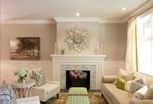 Home Decor-Family/Dining/Living Rooms / by Maria Macris