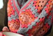 CROCHET hats & scarves / by Laine Crowe