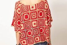 CROCHET CLOTHING / by Laine Crowe