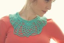 CROCHET ACCESORIES / by Laine Crowe