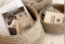 Crochet & Knitting / by Vincenza Di Bella