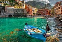 Travel / by Vincenza Di Bella