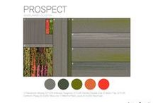 Prospect Palette / Silver Linings Collection / by Interface Americas