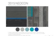 2015 NeoCon: Cool Neutral / Cool palette of design inspiration and our global modular carpet products - Equal Measure and Near & Far / by Interface Americas