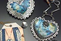 Hearts in Jewelry / Heart jewelry