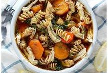 Winter Recipes / Winter recipes which will warm you up. Those recipes are perfect for cold winter days. Seasonal recipes.