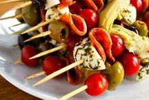 Party Foods & Ideas / This is a board which is full of delicious party recipes and other awesome ideas. Have fun!