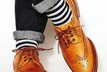 Man's Lace Up Shoes
