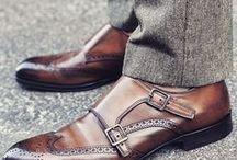 Man's Flat Shoes