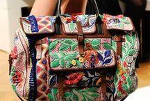 Woman's Kilim Bags