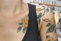 Tattoos. / by Amanda Colton