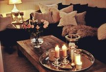 Inspirations for the home / My space. / by Gina Thomas