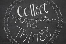 Words I love / Truth. / by Gina Thomas