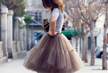 Styles I want to try / Beautiful clothes. / by Gina Thomas