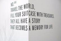travel the world  / by Sarah Rabalais