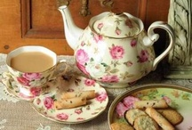 Tea, a drink with jam and bread... / by Terri Fonville