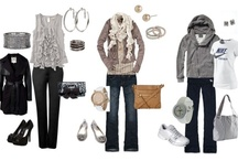 what to wear / by Laura Bagozzi