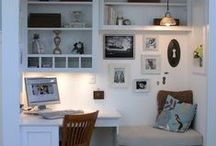 Wedding Planner Home Office Ideas / Ideas for beautiful, efficient home offices for wedding planners.