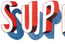 typography + handlettering